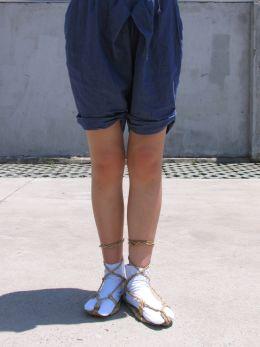 足袋 ブーツ 厚底